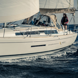 Experiences on board a sailboat
